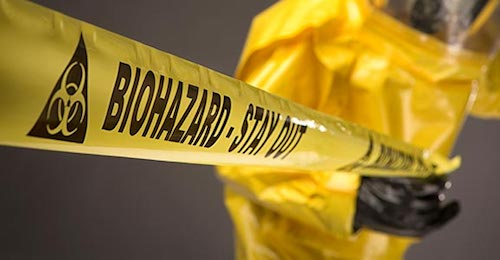 biohazard cleaning and remediation